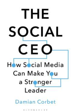 The Social CEO by Damien Corbet